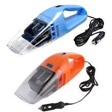 NEW Portable Car Vacuum Cleaner Wet and Dry Aspirador de po dual-use Super Suction 75W Car Vacuum Cleaner (HEPA Filter)