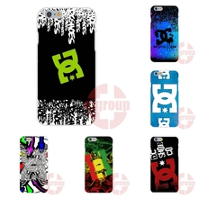 Soft TPU Silicon Phone Cover Case Capa DC Shoes Logo For iPhone 4S 5S SE 6S 7S Plus For Galaxy A3 A5 J3 J5 J7 S4 S5 S6 S7 2016