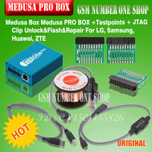 Medusa-Box-Set JTAG Optimus-Cable Pro-Box Huawei Clipemmc Samsung for LG