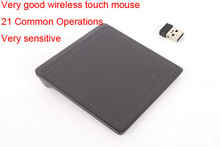 Best to use ingenious touch mouse / Multi-gesture Wireless Touchpad  / For all Windows OS PC Laptop / Mouse Touch Panel K5923