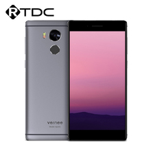 "In Stock Original Vernee Apollo 4G LTE MTK6797T Helio X25 Deca Core 5.5""FHD Android 6.0 4G RAM 64G ROM 21MP OTG Mobile Phone"