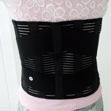 High Elastic Back Support Waist Protector Slimming Bodybuilding Waist Belt Brace For Men Lumbar Support
