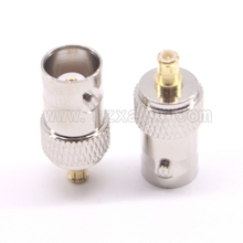 cheap BNC Female Jack To MCX Male Plug Connector for DS0201 /DSO201/ DSO quad /DS203 oscilloscope (OSC) fast shipping