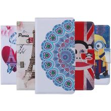 for Motorola Moto G 3rd gen/Moto G Gen 3/Moto G3 Phone Flip PU Leather Cartoon Wallet Case Cases Cover Shell With Stand Function