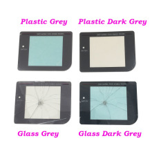 Glass & Plastic Play It Loud Dark Replacement Protective Screen Lens for Nintendo Gameboy Classic GB Lens Protector