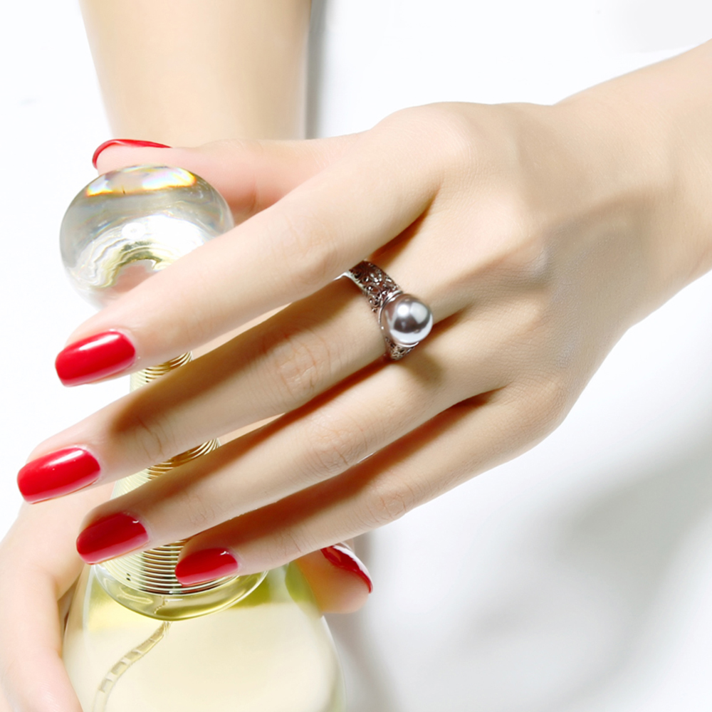 ring with gray pearl (3)