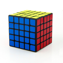 QianqianDora	5x5x5  cube neo Sticker Speed Cube magico Puzzle Toys zcube	cube magic square cube	toy