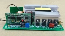 NEW 1PC 500w 12v to 220v pure sine wave inverter circuit boardpeak 1000w(China)