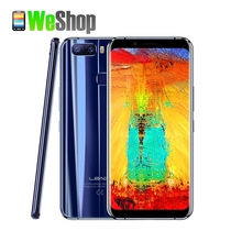 LEAGOO S8 Pro Smartphon 5.99 inch Full Screen Android 7.0 MTK6757 Octa Core 6GB RAM 64GB Dual Back Cameras Fingerprint 4G Phone(China)