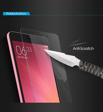 Screen Protector Xiaomi Redmi Note 2 Glass Tempered note Phone Film HATOLY # - Speciality Store store
