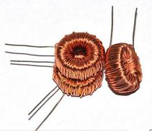 10pcs/lot naked 220UH 3A Toroidal inductor winding inductance magnetic ring inductance (lm2596 dedicated)