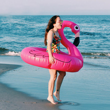 90/120CM Inflatable Flamingo Pool Toy Float For Summer Holiday Swimming Mattress Circle R Birthday Party Toy Hot Sale 2017