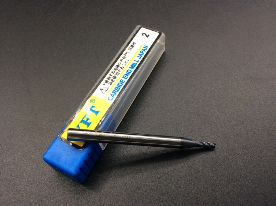 End mill 2mm milling cutter cnc tools router bit HRC45 4-blade face cutter fresas metal duro tungsten steel  rasp dremel 2016<br><br>Aliexpress