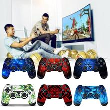 New Original For Sony For PS4 Game Handheld Device Colorful Stickers For Gamepad Game Console Sticker For Game Controller GIft