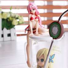 ZXZ 16cm MF TO LOVE Anime Sexy Girl Kneeling position  PVC Action Figure Collection Model  Toys