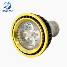 High power CREE Led PAR20 Lamp Dimmable E27 GU10 9W 12W 15W 110-240V spot bulb Spotlight PAR 20 downlight lighting