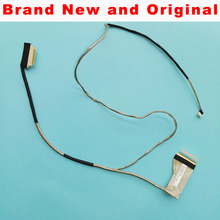 New original video cable for Toshiba Satellite C855D C855 L855 laptop lvds lcd led screen video flex cable 6017B0361601
