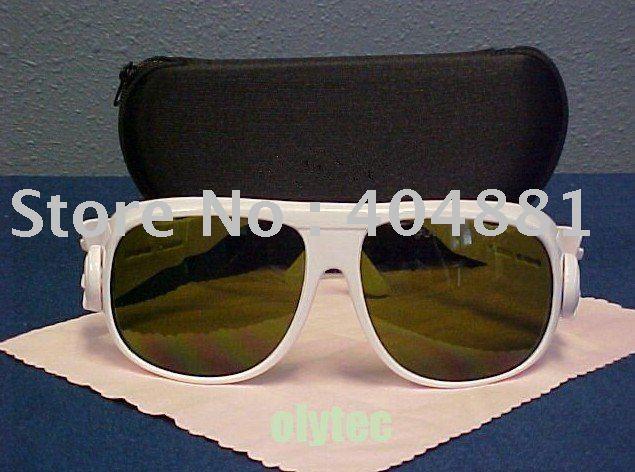 Free shipping 30PCS /LOT IPL safety glasses (190-2000nm. O.D  4+ CE )<br>