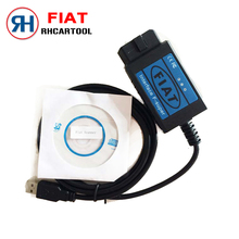 New Profession for Fiat Scanner OBD/ OBD2 Diagnostic Usb Cable for Fiat Interface USB Scan Tool For Fiat USB Fiat Scanner/Test(China)