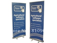 200X80cm rollup banner, roll up banner (with print your graphic)