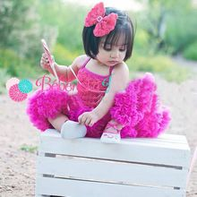Newest Design Dresses Rosette,Rosette Ballerina Petti Dress for Girls, Girls Lace Dress(China)