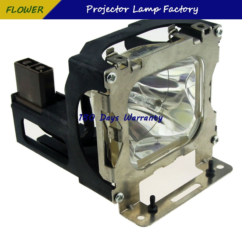 High Quality DT00341 Replacement Projector Lamp with Housing/Case for HITACHI CP-X980W / CP-X985W / MC-X320 / CP-X980 / CP-X985<br>