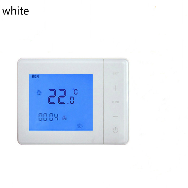 Temperature controller for wall hanging stove digital  programmable thermostat Temperature Controller  5A 220V<br>