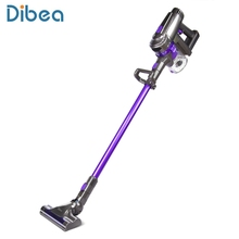 Dibea F6 2-in-1 Cordless Handheld Vacuum Cleaner Upright Stick Machine with Mop for Carpet Hardwood Floor Cyclonic Filtration