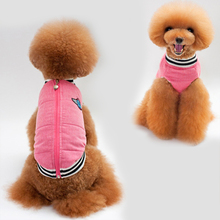 Buy Pet Dog Clothes Autumn Winter Thickening Warm Cotton Dog Coat Jackets Vest Puppy Outfit Chihuahua Clothing Roupa para cachorro35 for $8.33 in AliExpress store