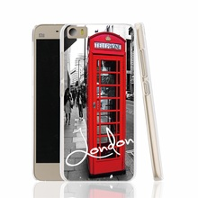 13306 London red telephone house cell phone Cover Case for Xiaomi redmi hongmi red rice 1_1s 2 3 pro note