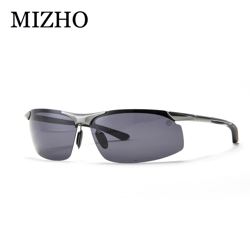 MIZHO Anti-glare Hard Light Photochromic Sun Glasses Fishing 100% Polaroid HD 2017 Mens Sports Sunglasses Polarized Aluminum <br><br>Aliexpress