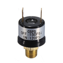 DIY 12V 3.5A Trumpet Train Horn Air Compressor Pressure Switch Rated 120-150 PSI