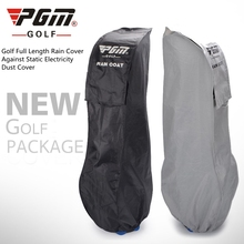 Brand PGM Full Length Rain Cover for Golf Bags Waterproof & Light & Against Static Electricity & Keep Golf Cart Bag Dry & Clean