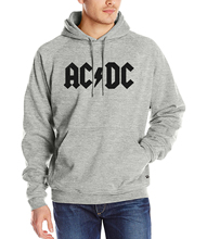 Fashion AC/DC band rock sweatshirt Men acdc Graphic Print Casual fleece hoodies 2017 autumn winter harajuku tracksuits pullovers