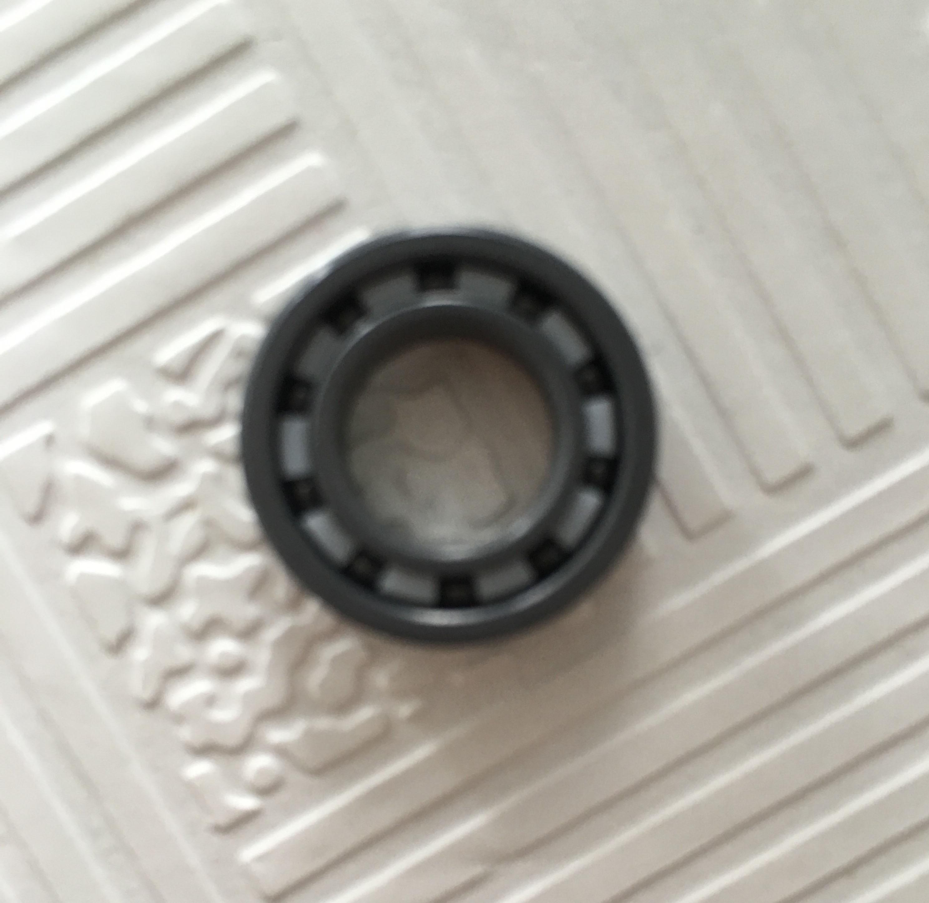 Free shipping 6802-2RS full SI3N4 ceramic deep groove ball bearing 15x24x5mm P5 ABEC5<br>