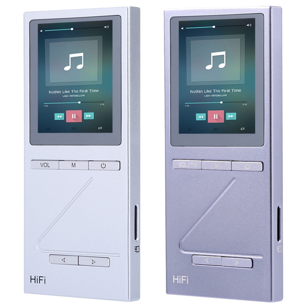 2017 Newest ONN X5 Pocket HiFi Lossless Audio MP3 Player High Fidelity Sound 8G Storage 1G RAM Digital Display free shipping(China (Mainland))