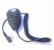 OPPXUN New 2016 Baofeng Speaker Microphone for BAOFENG UV-5R UV5RA UV5RB UV5RC UV5RD UV5RE  Walkie Talkie