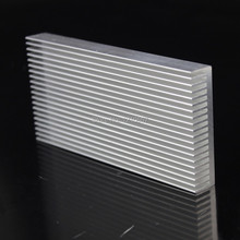 5PCS lot Gdstime Aluminium Radiator Heatsink Heat Sink 100mm x 48mm x 11mm