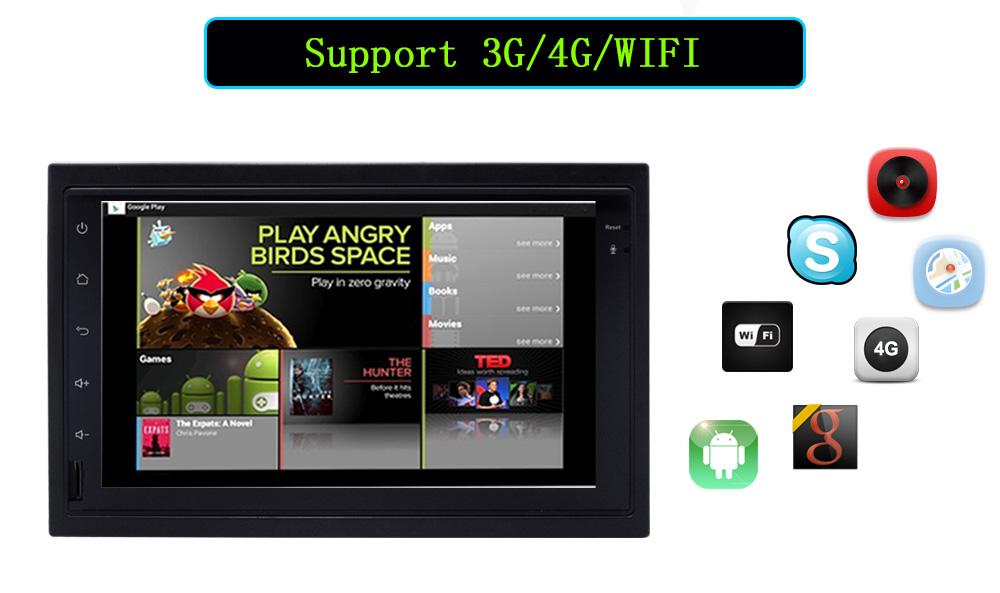4G SIM LTE Network Ownice C500 Octa 8 Core Android 6.0 2G RAM 2 Din Car DVD GPS Navi Radio Player For VW Skoda Octavia 2 bluetooth