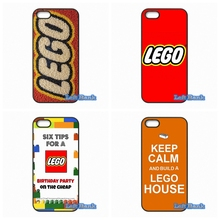 Funny Lego Logo Phone Cases Cover For Xiaomi Redmi 2 3 3S Note 2 3 Pro Mi2 Mi3 Mi4 Mi4i Mi4C Mi5 Mi MAX(China)