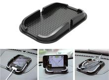 Car Styling Accessories Car non-slip Mat Anti-slip Sticky Mats Car Pad holder for Mobile Phone PAD mp3 mp4 Key Coin