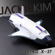 High Simulation Exquisite Collection Toys: DiYaDuo Car Styling Boeing X-37B Spacecraft Model Aircraft&Plane Model Best Gifts(China)