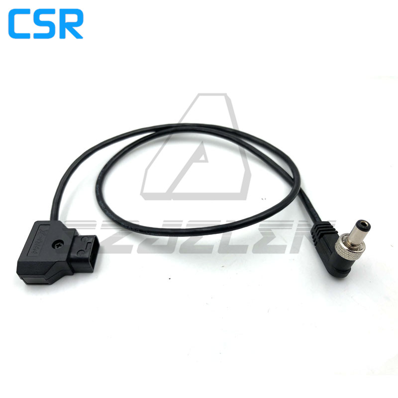 DC5.5/2.1 plus to  D-Tap Power cable for Video Devices Pix-E Pix-E5 Pix-E5H Pix-E7 <br>