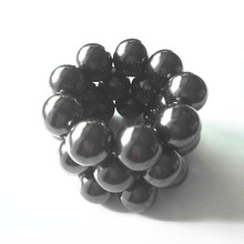 24 pcs Ferrite Magnet Balls 18 mm Diameter Polished Ceramic Sphere D22 ball Permanent  Magnets