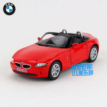 Free Shipping/1:32 Scale/Z4 convertible/Educational Model/Classical Pull back Diecast Metal toy car/For Kids/Collection or Gift