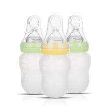 Baby's Bottles and Feeding Spoon, 180 ml