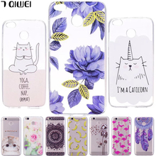 Buy Xiaomi Redmi 4X Case Cute Cat Unicorn Soft TPU Clear Back Cases Xiaomi Redmi 4X Pro Cover Silicone Redmi 4 X Case 5.0'' for $1.42 in AliExpress store