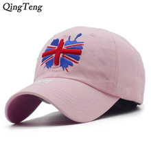 2017 New England Flag Embroidered Children'S Baseball Cap Hip Hop Kids Snapback Hat Bone Cotton Boys And Girls Brand Cap(China)