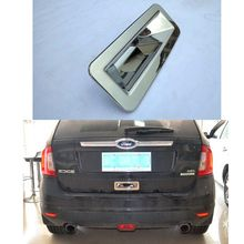 Car Chrome Plating Trim Trunk Accessories For Ford Edge Models  Abs Auto Decoration Door Handle Cover