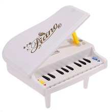 Simulation Piano Toy Pre-school Music Instrument Early Childhood Educational Toy Piano Free Shipping(China)